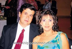 Manuel Zorrilla y Cecilia Rodríguez de Zorrilla.
