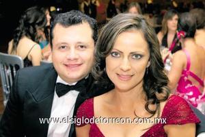 Carlos y Raquel Sandoval.