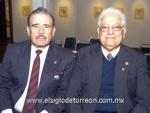 04122006 Raúl Pérez y Pedro Rivas.