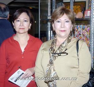 03122006  Mirna y María Teresa Ortiz.