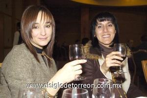05122006 Ana María Corrales Estrada y María Inés Vega Frías.