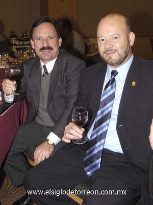 05122006 Eduardo Olazábal y Rodolfo Garza.