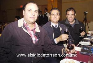 05122006 Jorge Tueme, Luis Carlos Arroyo y Manuel Velasco Gutiérrez.