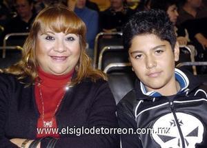 10122006  Ciry Ambriz y Juan Manuel Delgado.