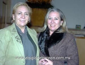 10122006  Rita y Dolores González.