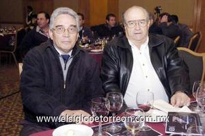 15122006  Jaime Guerrero y Ángel Fernández.