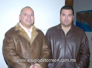 11122006 David Cázarez y Carlos Centeno.