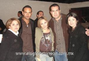 11122006 Rosa, Alejandro, Luz Celia, Quique y Sandra.