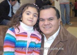 13122006 Alyri Michá y Ricardo Soriano.