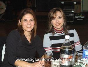 20122006 Claudia Fernández y Pilar Perea Goitia.