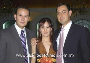 20122006 Miguel Villarreal, Lily Zúñiga de Villarreal y Nabuco Córdova.