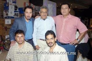 22122006  Édgar Alejandro Coronado, Rodrigo González Morales, Paco Javier Flores,Alonso Licerio Valdés y Jorge Reza.