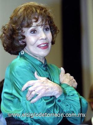 <b>Lilia Prado</b><p> La actriz murió el 22 de mayo a los 78 años de edad, debido a una enfermedad renal que se complicó con una falla pulmonar y que le causó un infarto.  <p> Leticia Lilia Amezcua Prado su verdadero nombre nació un 30 de marzo de 1928, agregó su consanguinea, que indicó que también participó en más de 100 películas, pero alcanzó la cima cuando trabajó a lado del cineasta español Luis Buñuel.