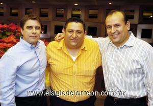 23122006   Luis de la Rosa, Flippy Nevárez, Tolano González.