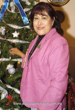31122006 La anfitriona de la reunión fue Conchita de Betancourt.