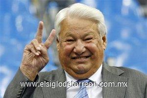Gorbachov añadió en su mensaje, que Yeltsin tuvo un destino trágico.