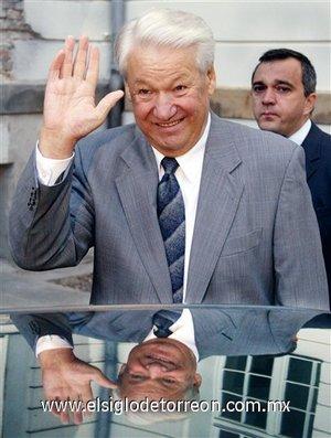 El ex mandatario soviético Mijaíl Gorbachov expresó hoy sus profundas condolencias a la familia de Boris Yeltsin.