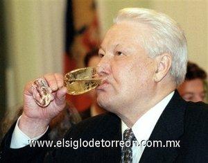 Yeltsin fue el arquitecto del colapso del régimen soviético.