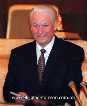 Durante su presidencia en los años 90, Yeltsin sufrió repetidos problemas de salud.