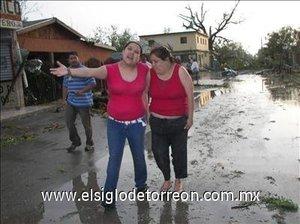 El miedo y la incertidumbre se apoderaron de la población,  como hace tres años y 20 días,  cuando el desbordamiento del río Escondido inundó la comunidad Villa de Fuente y parte de la ciudad de Piedras Negras,  causando 34 muertos.