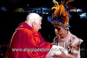 El Papa alemán considera que el granero de católicos del mundo necesita una nueva evangelización para afrontar, entre otros, el problema de las sectas y el avance de sociedades cada vez más secularizadas.