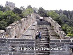 La Gran Muralla China fue proclamada la primera de las Siete Nuevas Maravillas del Mundo en una ceremonia presentada por el actor británico Ben Kingsley y la actriz india Aishwarya Rai, Miss Mundo 1994, a los que al final se sumó la actriz estadounidense Hillary Swank.