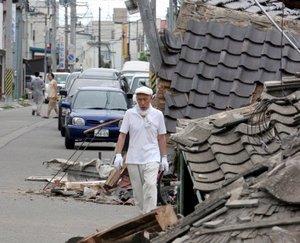 Japón se encuentra sobre cuatro placas tectónicas y es uno de los países más propensos a sismos del mundo.