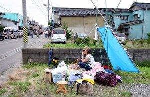 Alrededor de siete mil personas de Kashiwazaki fueron evacuadas de sus casas, de acuerdo con informes de la prensa local.