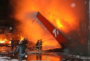 Según fuentes oficiales, el avión iba a una velocidad excesiva cuando tocó la pista y pudo haber intentado remontar el vuelo.