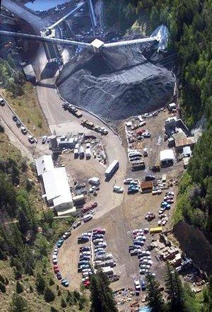 Tres de los seis mineros atrapados desde el lunes en una mina de carbón en Utah son de nacionalidad mexicana.