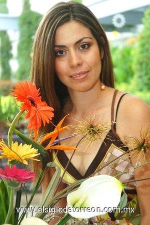 10082007 Olimpia Yuridia Berumen García, en su despedida de soltera.