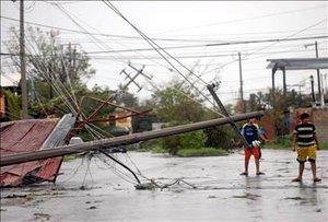 Parte del suministro de Chetumal quedo interrumpido, lo cual afectó a a 90 mil personas.