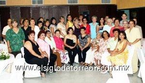 31082007 Adriana Sifuentes Esparza, en una de sus últimas despedidas de soltera.