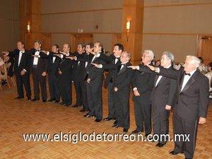 01092007 Miembros de la nueva mesa directiva 2007-2008, que preside ahora Jorge Guajardo Esquivel. (Fotografías de Julio Hernández)