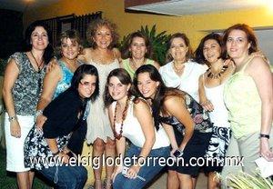 26092007 Lety, Ana, Luisa Fernanda, Claudia, Gabriela, Martha, Susana, Jésica, Ana Gaby y Mariana.