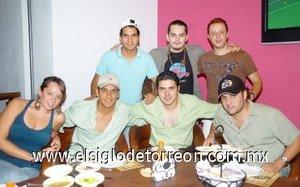 30092007 Christopher S. Viesca, Fernando Santoyo, Alejandro Arias, Hassan Hamdan, Carlos Rivera, Javier Arias y Ale Reed.