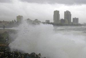 La tormenta tropical Noel dejó un rastro de muerte y destrucción a su paso por República Dominicana.