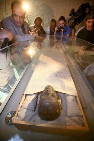 El rey se ha convertido en uno de los mejores embajadores de Egipto en el mundo.