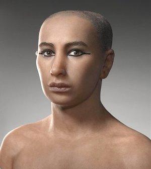 Tutankamón, que murió con sólo 19 años, reinó entre 1361 y 1352 antes de Cristo.