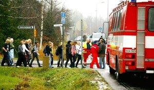 Ocho  personas han muerto en el tiroteo protagonizado por un joven de 18 años en un instituto de Tuusula, al sur de Finlandia.