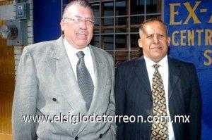 12112007 Marco Aldape Navarro y Fernando Rangel de León.