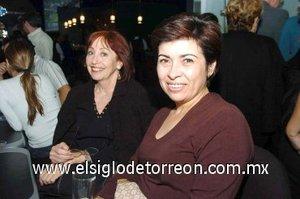13112007 Victoria Núñez y Celia Denigris de Huerta.