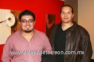 04112007 Israel Navarro y Roberto Sánchez.