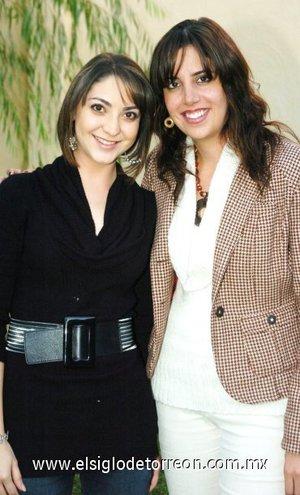 04112007 Paty Lugo y Luly Gallegos.