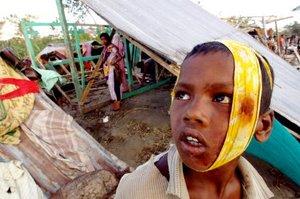 El papa Benedicto XVI hizo un llamamiento a la solidaridad social para que haga frente a las inmediatas necesidades de la población de Bangladesh tras el terrible paso del ciclón Sidr.