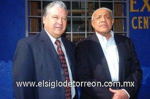11112007 Jesús Rentería y Salomón Issa Murra.