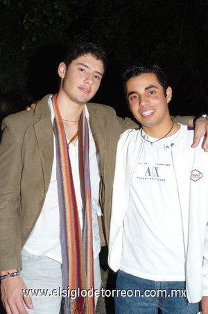 14112007 Diego Berlanga y Armando Acosta.