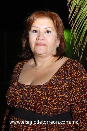15112007 Recientemente Gaby Serrano celebró su cumpleaños.