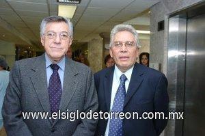 22112007 Pedro Morales y Jacinto Guerrero.