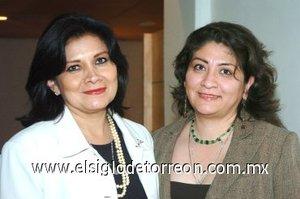 20112007 Irene Rosales y Alejandra Hernández Rosales.